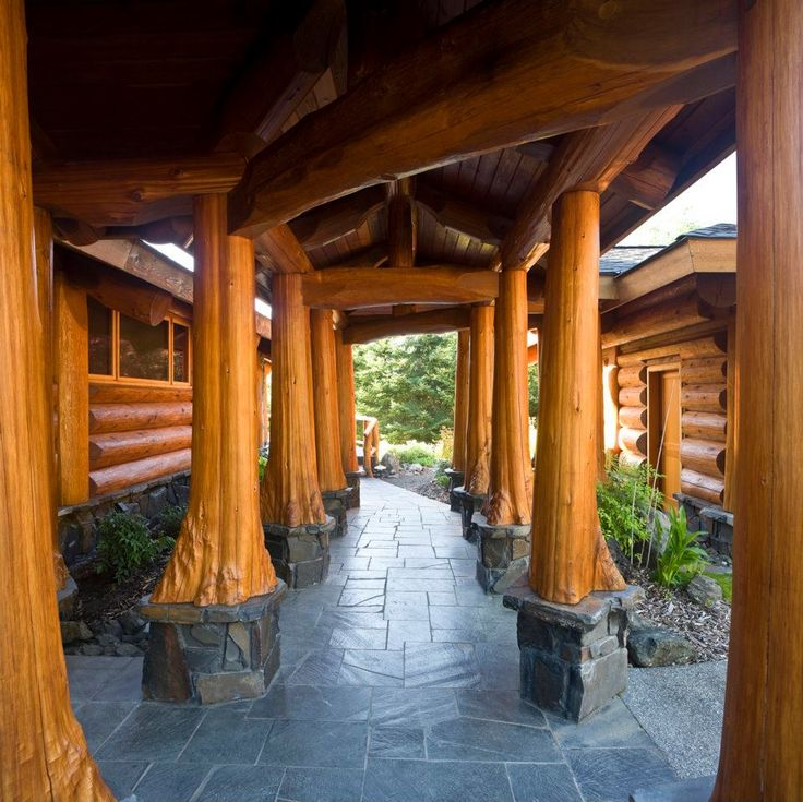 1147 best images about wholesale log homes designs and for Cabin like houses