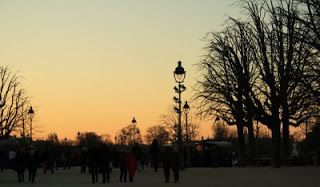 Sonhos Vividos: Paris - Sunset in the City