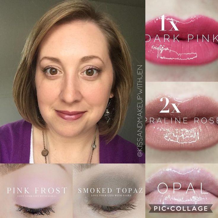 dark pink lipsense