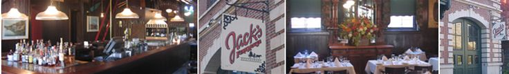 Jack's Firehouse - Set in a 19th Century Firehouse in the Fairmount neighborhood of Philadelphia, Jack's offers a unique setting with a neighborhood feel
