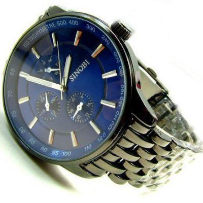 Мужские часы Sinobi с синим циферблатом: http://ntsale.ru/catalog/muzhskiechasy/chasy-ssinim-tsiferblatom.html