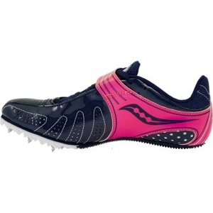 SALE - Saucony 10104-1 Running Cleats Womens Blue - Was $65.00. BUY Now - ONLY $29.95