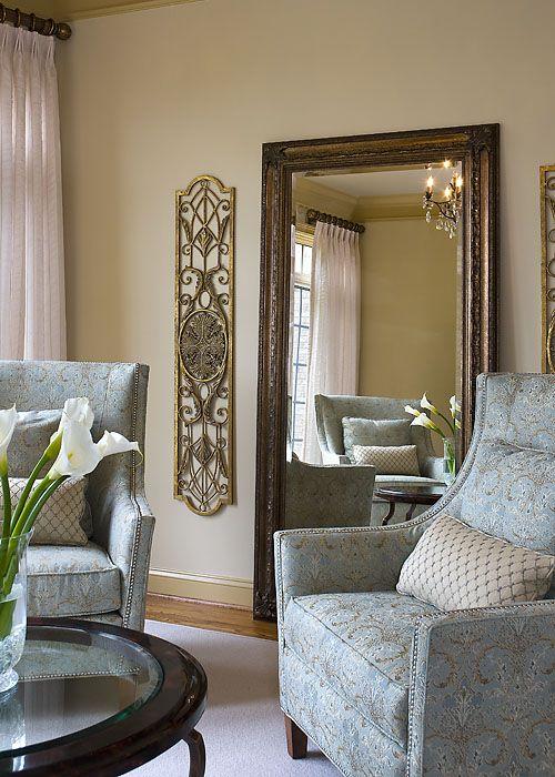 Sitting Room Design Lauren Nicole Designs