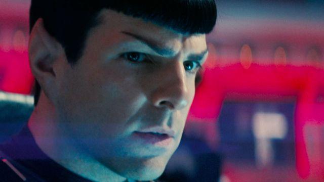 The Evolutionary Biology of Star Trek  Zachary Quinto!