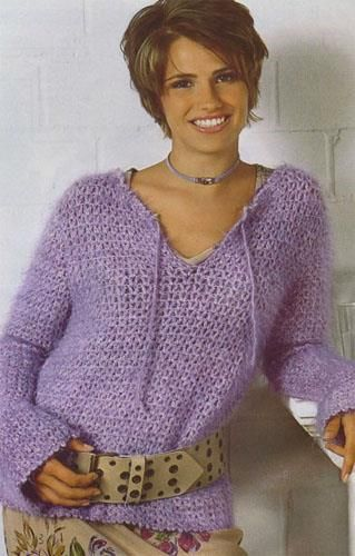Журнал по вязанию свитеров