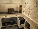 Old York Rd. Kitchen Renovation - traditional - laundry room - baltimore - by Greenleaf Construction