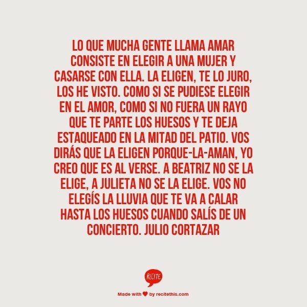 julio cortazar essay Essays and criticism on julio cortázar - critical essays.