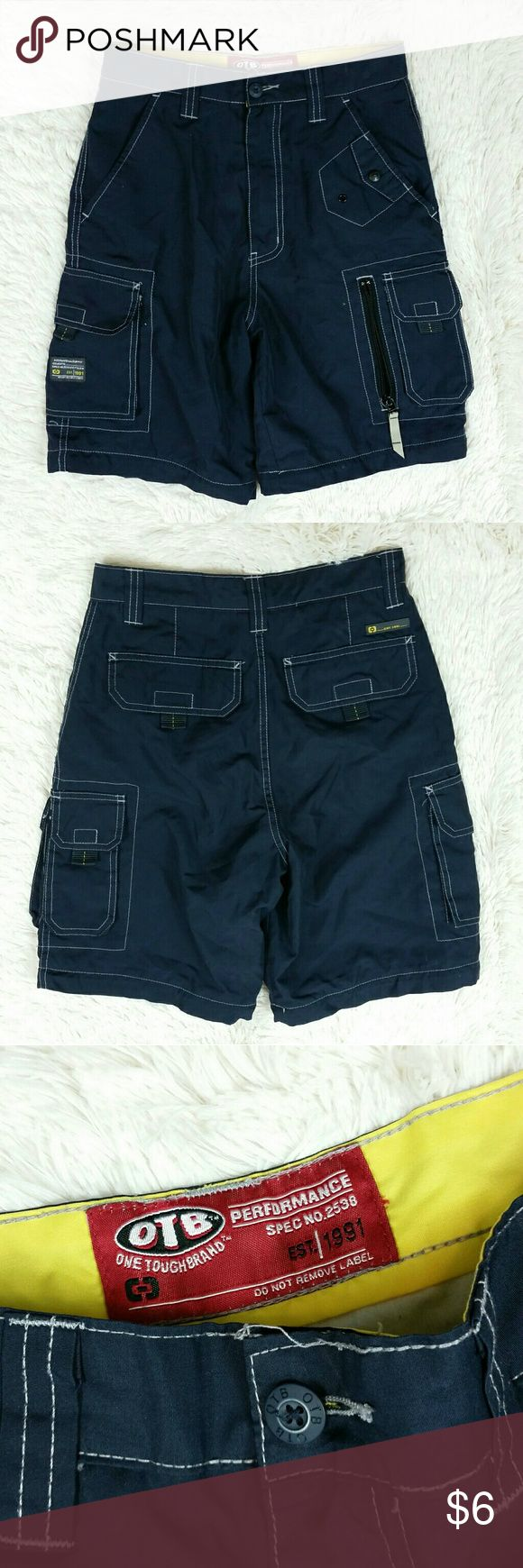 Boys Swim Trunks Size 12 Boys' swim trunks/board shorts, size 12. OTB Swim Swim Trunks