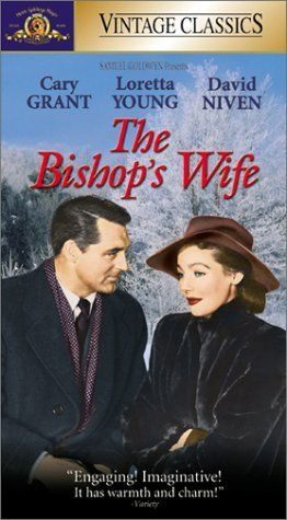 The Bishop's Wife (1947) - Love this one!!!