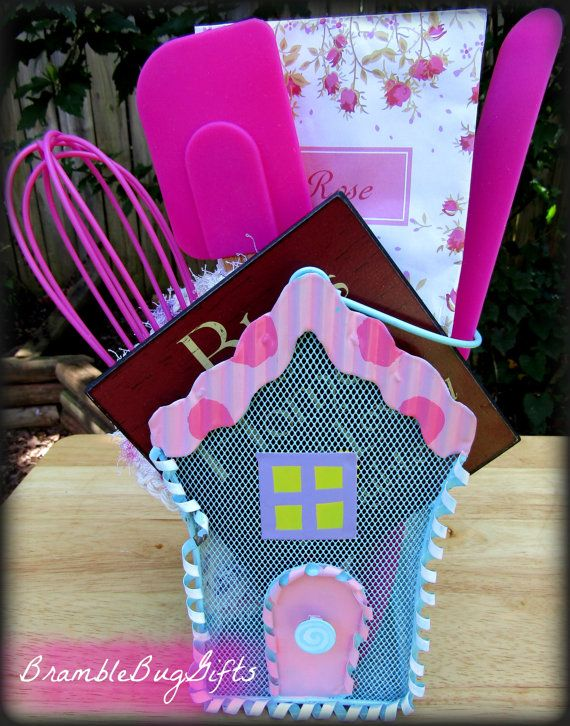 ... Kitchen Gift Baskets on Pinterest Gift baskets, Diy gift baskets and