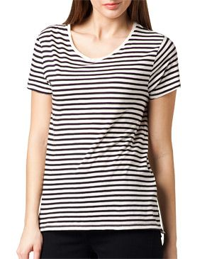 T-shirt/stripy/ Levi's