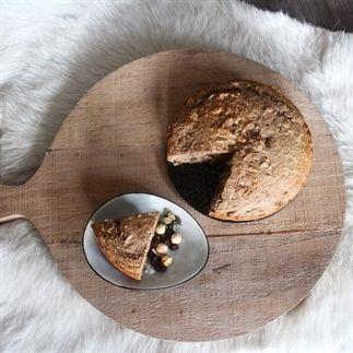 Bananenbrood taart