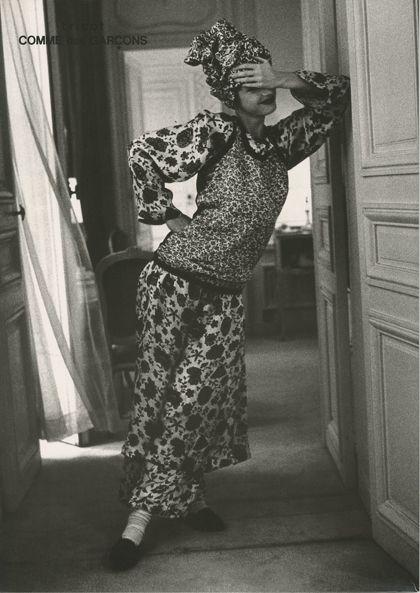 COMME DES GARCONS TRICOT, 1980