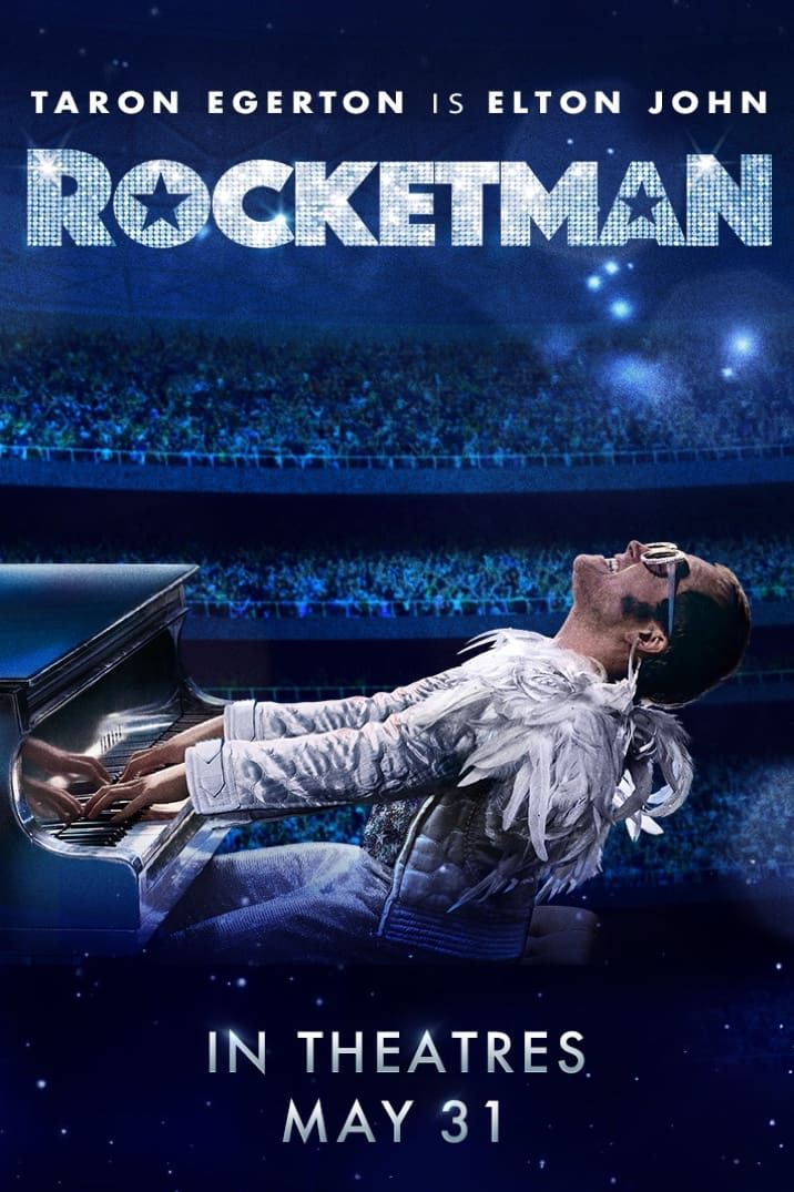 movieposters #Rocketman: Get Tickets | Paramount Pictures #eltonjohn  #documentaties | Elton john, Rocketman movie, Get tickets