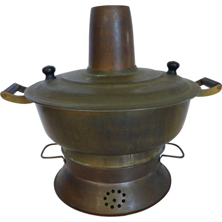 Image result for vintage chinese hot pot