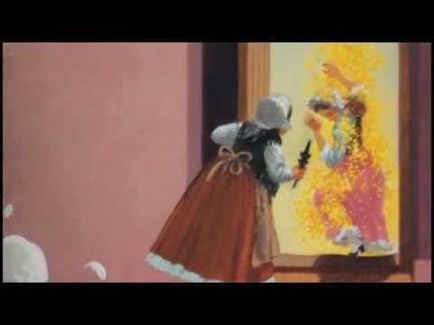 Vrouw Holle - Lekturamas Luister Sprookjes - YouTube