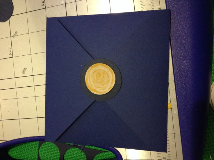 Starry night theme wedding invitations