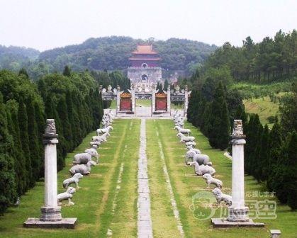 世界遺産の明の十三陵。北京 観光・旅行のおすすめ!