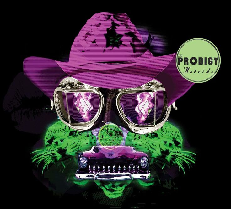XL Recordings - The Prodigy - Hotride