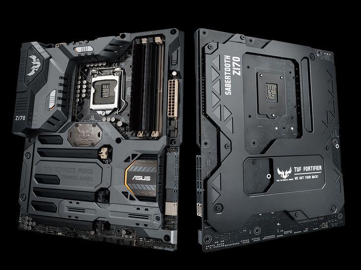 ASUS SABERTOOTH Z170 MK1 / Motherboard on Behance
