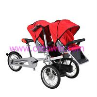 mother baby stroller bike baby stroller with carry cot 3 in1