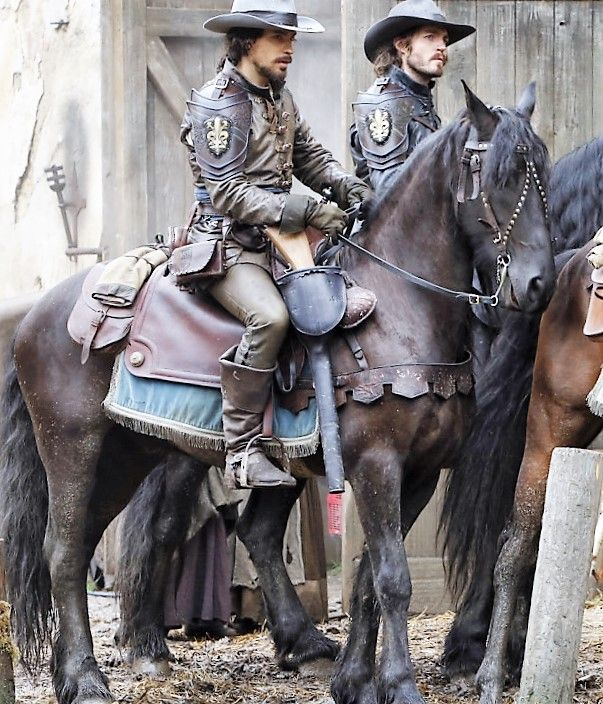 Aramis and Athos | The Musketeers Season 3