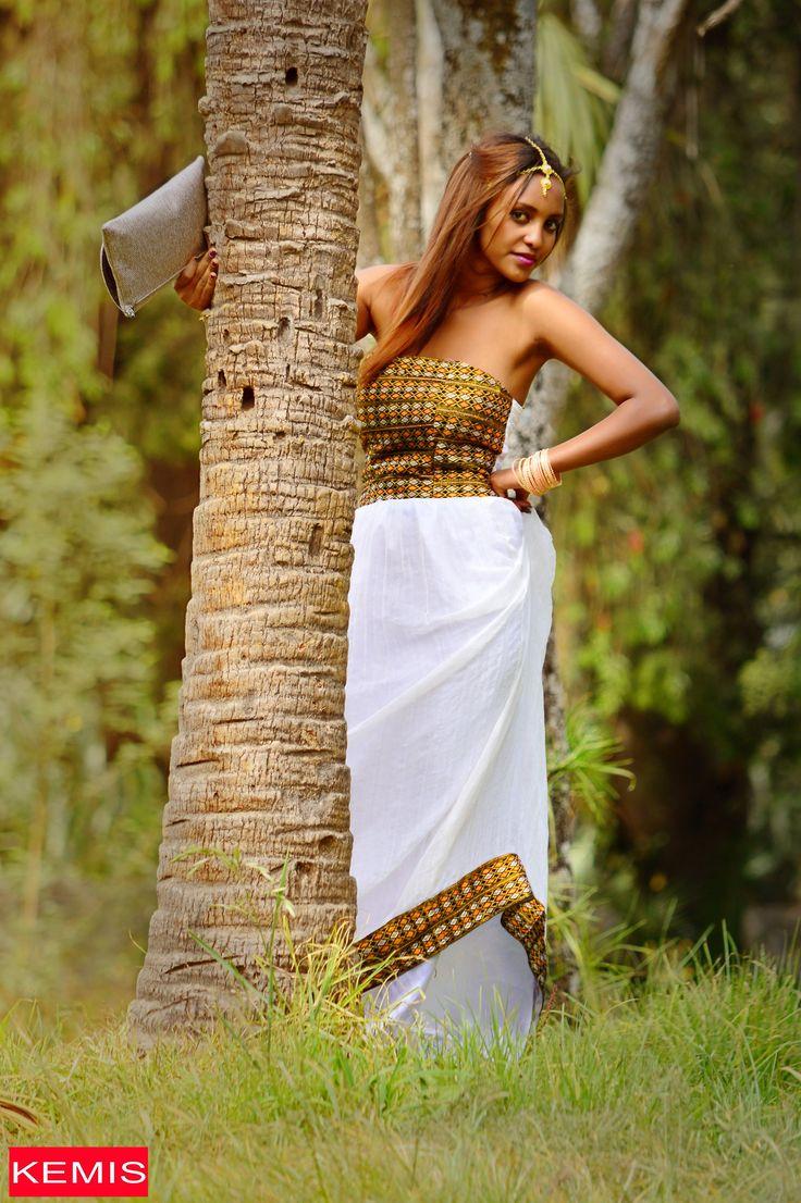 Ethiopian Eritrean habesha rasta dresses skirts traditional modern habehsa kemis libs clothing  Kemisd by kemisd on Etsy