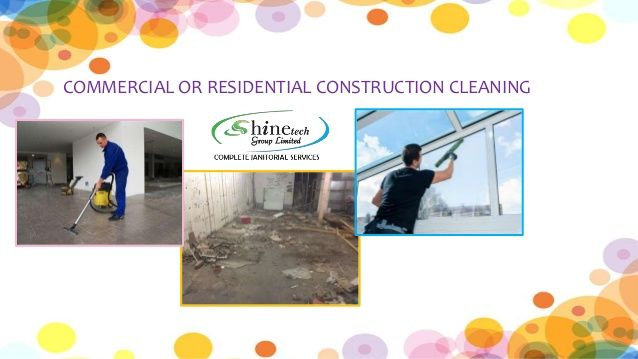 It includes both interior and exterior maintenance. You can expect to see all waste materials removed and the floors, walls, and windows of each room to be deep-cleaned
