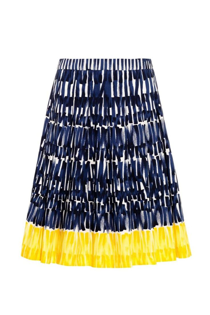 25 Look-At-Me Buys From The Matches Fashion Sale #refinery29  http://www.refinery29.com/matches-summer-sale#slide-24  When fashion imitates art: It's Vincent Van Gogh's Starry Night in skirt form, n'est-ce pas?