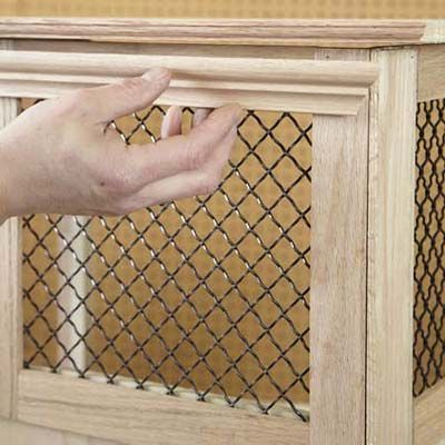 Photo: Laura Moss   thisoldhouse.com   from How to Build a Dog Crate