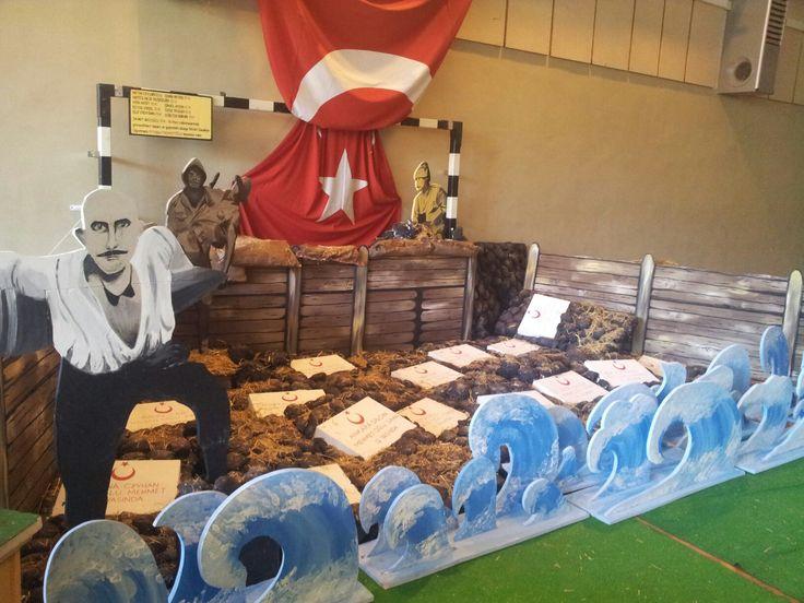 Çanakkale savaşı seyit onbaşı