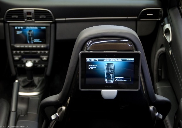 If your car has an in-dash computer that makes calls from voice commands, or gives live weather updates, chances are it's running on technology by QNX Software Systems