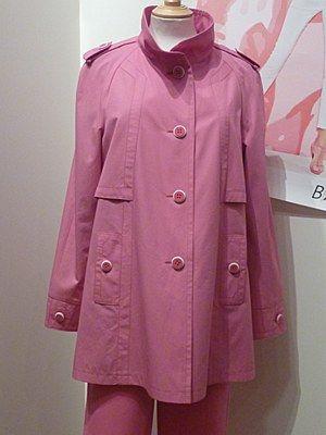 Basler Pink Zebra Jacket 38 Peony