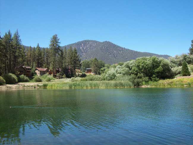 Lampkin Park and Fern's Lake – Pine Mountain Club