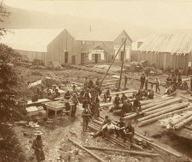 Gold And Silver Mining In Panama Mail: 17 Best Images About CANADA, YUKON On Pinterest