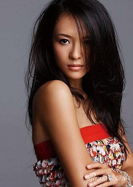 Beautiful Chinese Actresses - Zhang Ziyi
