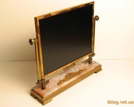 Стимпанк-клавиатура, ноутбук, мышь и монитор -- Лучшие нескучные гаджеты -- mobi.ru