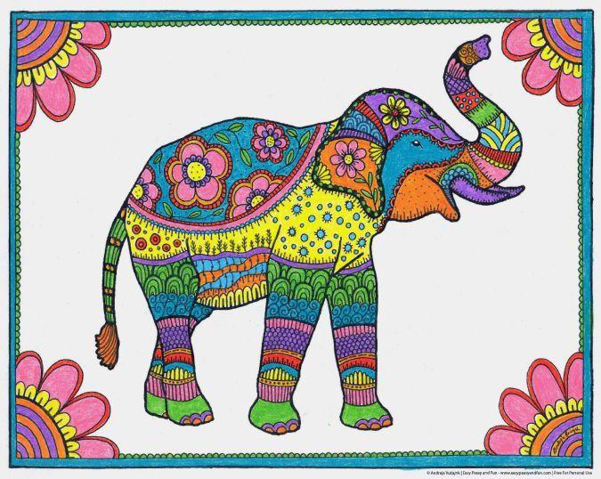 elephant left
