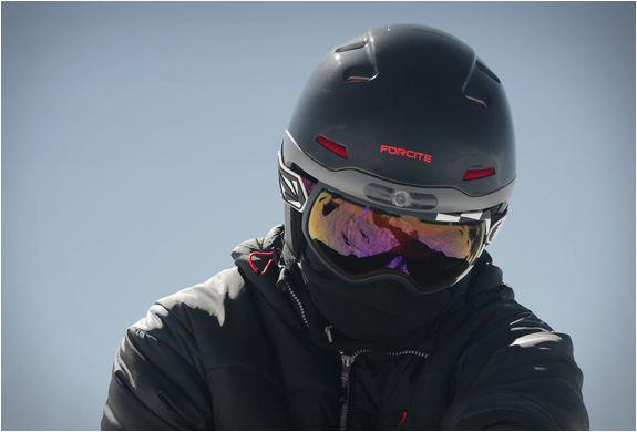Forcite é uma nova marca de capacete australiano, e nós apostamos que eles vão ter grande sucesso com o seu mais recente produto. veja mais:http://bit.ly/1JVCrMT