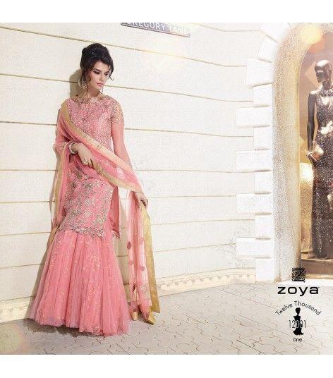 STUNNING ZOYA GLITERZ COLLECTION OF LEHENGAS & SUITS FOR THIS WEDDING SEASON http://www.completethelookz.co.uk/index.php?route=product/category&path=124_175   #Zoya #Gliterz #Wedding #Bridal #Indian #Pakistani #Clothes #Dresses #Lehenga #Suits #ShalwarKameez #Heavyembrioderred #completethelookz
