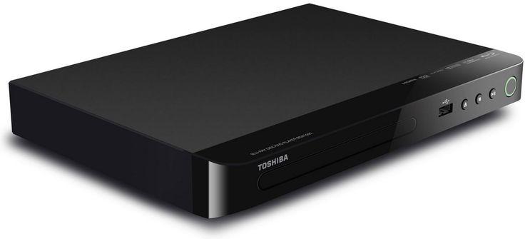 #Toshiba BDX2550 - Nouveau lecteur Blu-ray connecté à 99 €