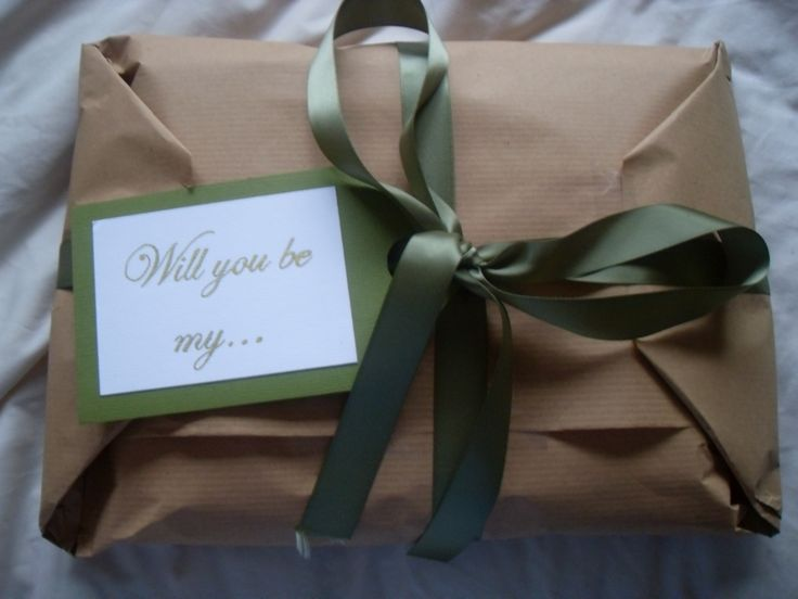Will You Be My Bridesmaid; Rustic Chic Wedding; Hand-made; Green & White Wedding