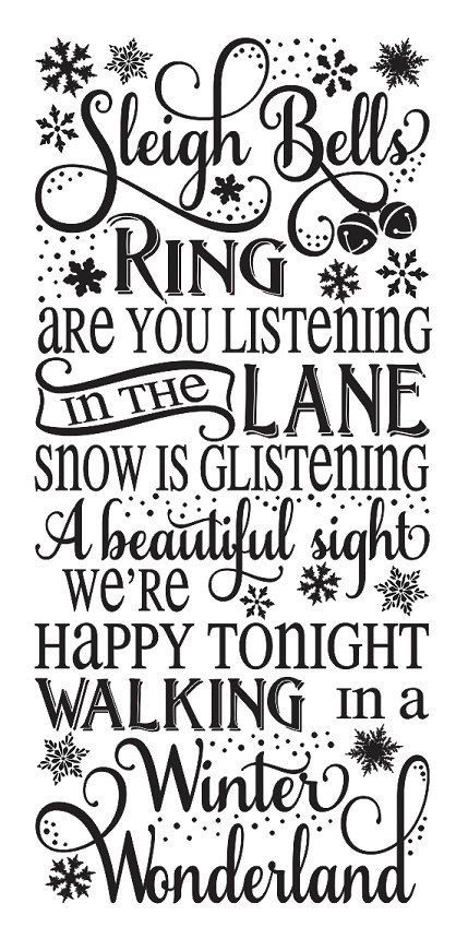 Beautiful Winter printable.  Sorry, no link.