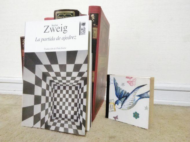 Lecture: Stefan Zweig, Le Joueur d'échecs – Le désespoir du singe