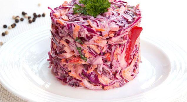Vöröskáposzta-saláta – Én is éppen így készítem!