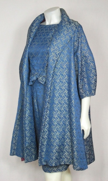 Find blue brocade dresses at ShopStyle. Shop the latest collection of blue brocade dresses from the most popular stores - all in one place.
