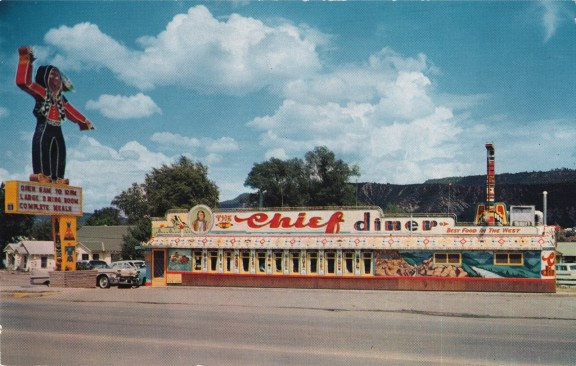 the chief diner durango  colorado is known from coast to