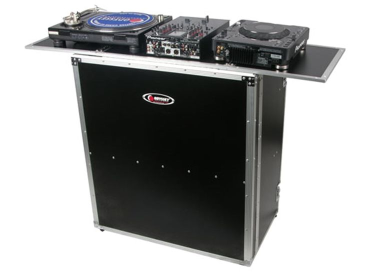 Elegant Folding Mobile Dj Table