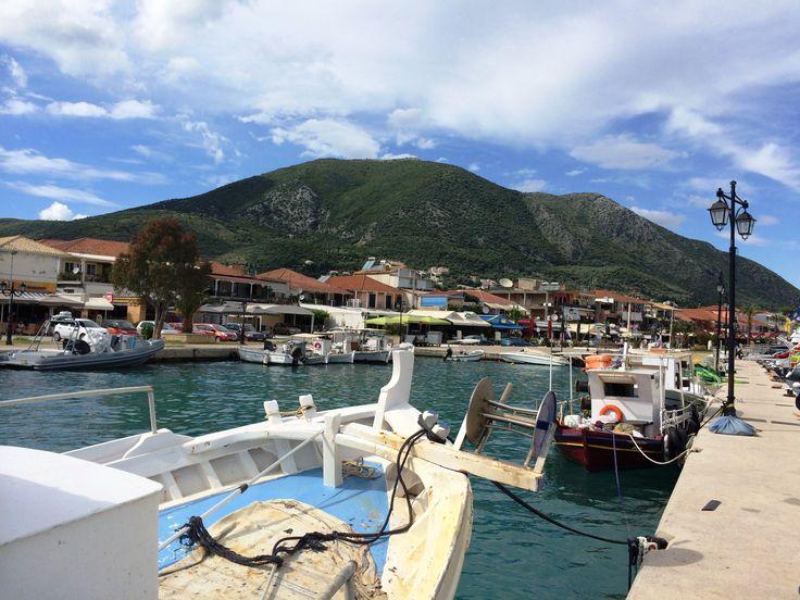 Nidri, Lefkada, Greece