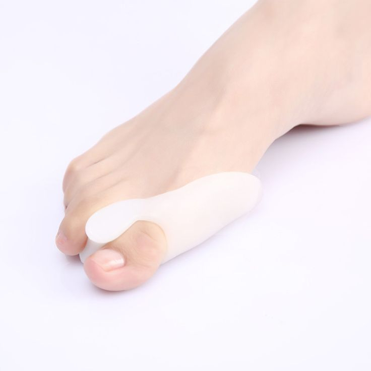 Corrector Gel Foot Big Toe Valgus Protector Bunion Adjuster Guard